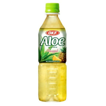 OKF AVS030 Aloe Standard Pineapple 1.5 Liter - Case of 12