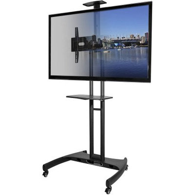 Kanto Mobile TV Stand for 37-65 Flat Panel Screens
