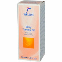 Weleda Baby Tummy Oil 1.7 fl oz