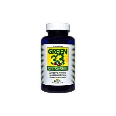 4 Organics Green3345 Vegetable Super Formula 45 capsules