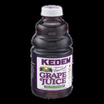 Kedem Grape Juice with No Sugar Added