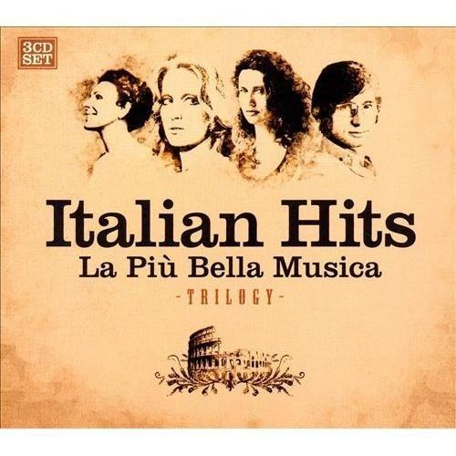 ALLIANCE ENTERTAINMENT LLC Italian Hits: La Piu Bella Musica [CD]
