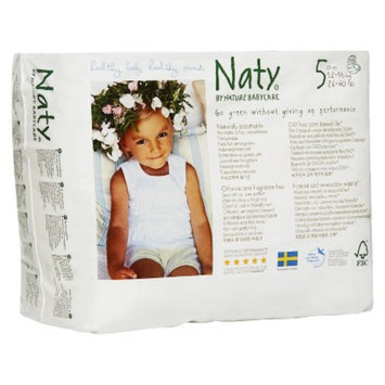 Nature Babycare Eco Pull On Training Pants Size 4 (88 Count) 4-Pack