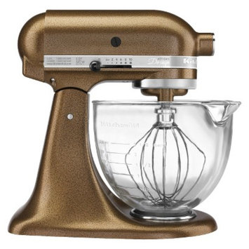 KitchenAid Artisan Design Series 5 Qt Stand Mixer- Antique Copper