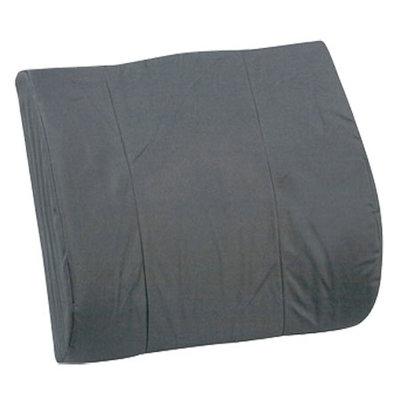 Mabis Standard Lumbar Cushion with Strap - Gray