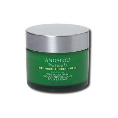 Andalou Naturals - Skin Food Mask Nourishing Avo Cocoa - 1.7 oz.