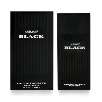 Animale Black by Animale for Men - 3.4 oz EDT Spray