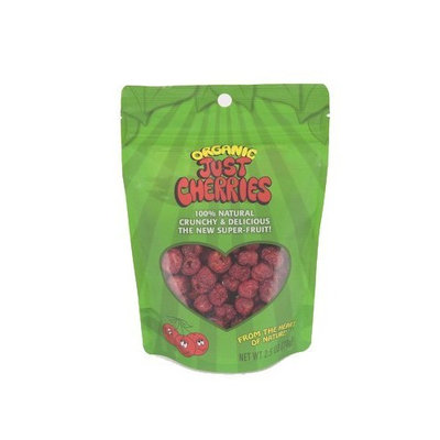 Just Tomatoes, Etc Just Tomatoes Organic Just Cherries, 2.5 Ounce Pouch (Pack of 3)