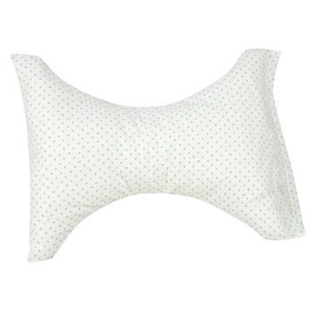Mabis Healthcare Mabis 554-8009-6400 Standard Cervical Rest Pillow - Rosebud