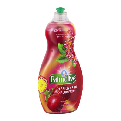 Palmolive® Ultra Concentrated Dish Liquid Passion Fruit Plumeria