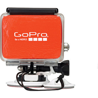 GoPro Floaty for GoPro Hero3 Camera - Orange/Black (AFLTY-003)