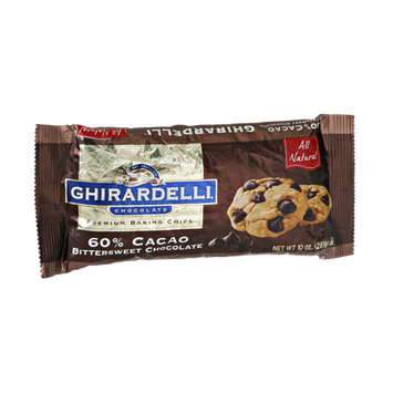 Ghirardelli 60% Cacao Bittersweet Chocolate Premium Baking Chips