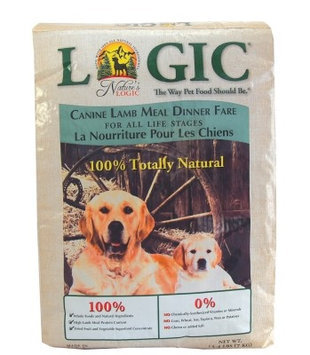 Nature's Logic Lamb Dog Food - Nature's Logic Lamb Dog Food 15.4 lb