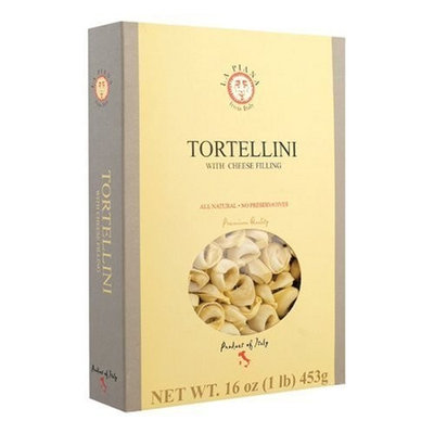 La Piana Tortellini With Cheese, 16-Ounce Units (Pack of 3)
