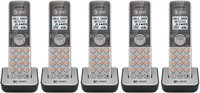 AT & T CL80101 (5-Pack) Cordless Extension Handset