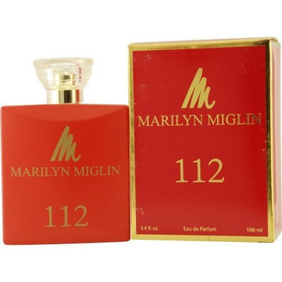 112 By Marilyn Miglin For Women. Eau De Parfum Spray 3.4 Oz / 100 Ml