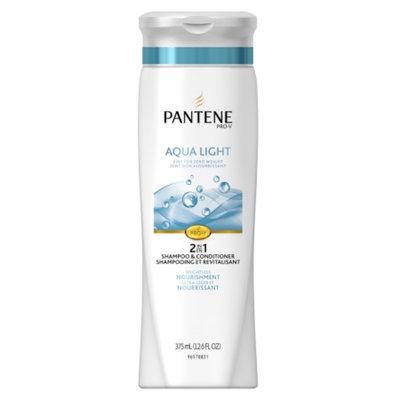 Pantene Pro-V Aqua Light Weightless Nourishment 2 in 1 Shampoo & Conditioner