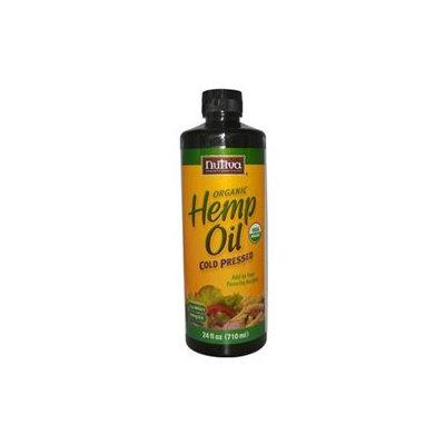 Nutiva - Hemp Oil Organic Cold Pressed - 24 oz.