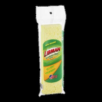 Libman Scrubster Mop Refill