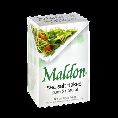 Maldon Pure & Natural Sea Salt Flakes