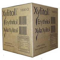Emerald Forest Xylitol Packets, 1000-Count Box