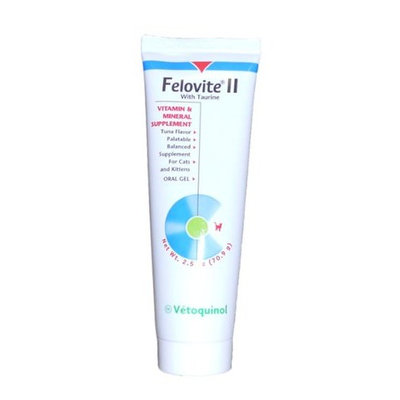Felovite II with Taurine (2.5 oz) by EVSCO
