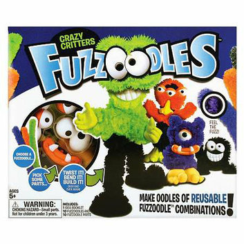 Poof-Slinky Inc Fuzzoodles Crazy Critters Toys