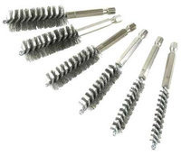 IPA 8080 Bore Brush Set, Stainless Steel