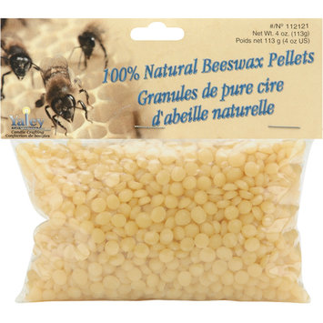 Yaley 112121 Beeswax Pellets 4 Ounces with Natural Beeswax