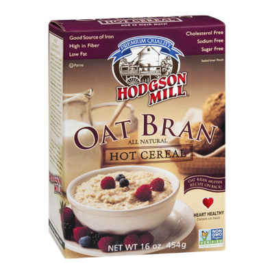 Hodgson Mill Oat Bran Hot Cereal