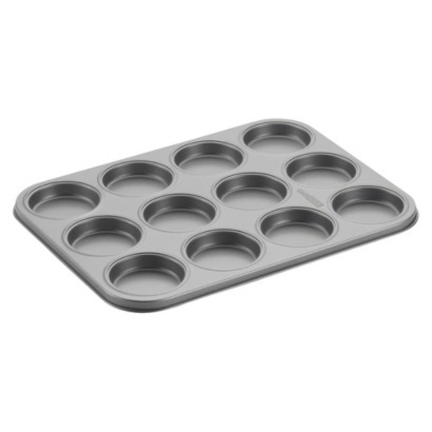 Cake Boss Novelty Nonstick Bakeware 12-Cup Whoopie Pie Pan