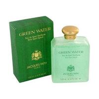 GREEN WATER by Jacques Fath Eau De Toilette Spray (New Version) 3.4 oz