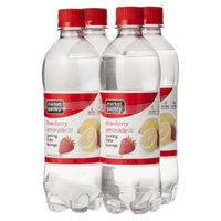 Market Pantry Strawberry Lemonade Sparkling Water Beverage