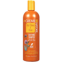 Creme Of Nature Red Clover & Aloe Soothing Shampoo