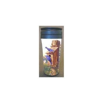 Songbird Essentials SEEK7605 Poly Therm. Mug Summer Bluebird