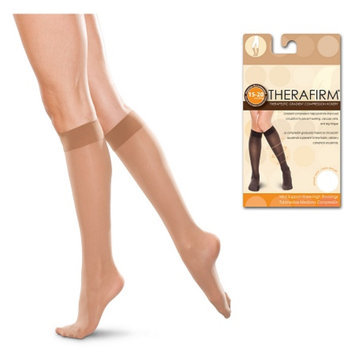 Therafirm Women's Mild Support Sheer Knee-Highs X-Large