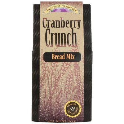 Mama Leone's Leonard Mountain Cranberry Crunch Bread Mix, 18-Ounce Boxes (Pack of 4)