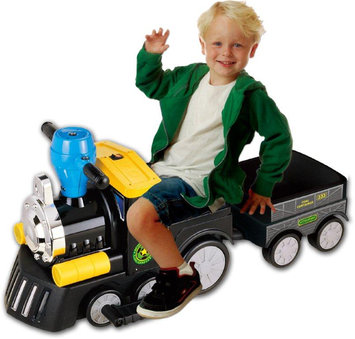 New Star Toys & Gifts, Inc New Star Mini Express Train with Trailer - Black