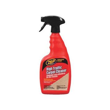 Zep ZUHTC32 High Traffic Refill Carpet Cleaner, Spray, 2fl oz, Red