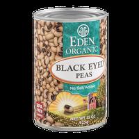 Eden Organic Black Eyed Peas