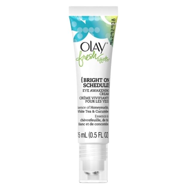 Olay Fresh Effects Bright on Schedule! Eye Awakening Cream