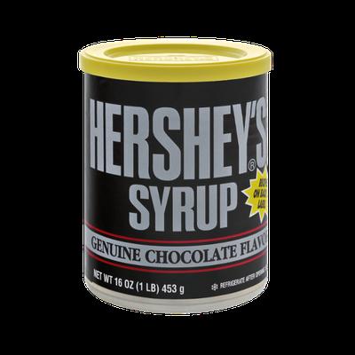 Hershey's Syrup Genuine Chocolate Flavor