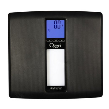 Ozeri WeightMaster II Bath Scale with BMI & Weight Change Detection up to 440 lbs