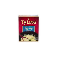 Tyling Ty Ling Chinese Style Egg Drop Soup Mix, 3 oz, - Pack of 6