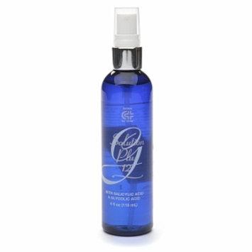 Gly Derm Solution Plus 12 with Salicylic Acid & Glycolic Acid, 4 fl oz