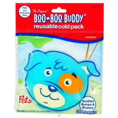 Boo Boo Buddy - Reusable Cold Pack Pet Designs Dog