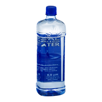 Re2al Alkalized Water 1 LT