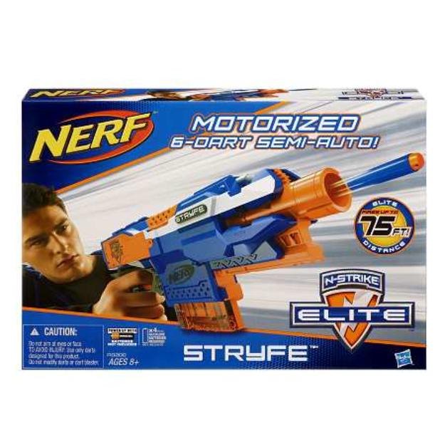 Nerf Elite Stryfe Blaster, 1 ea