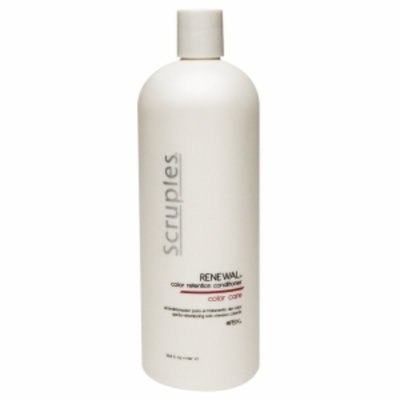 Scruples Renewal Color Retention Conditioner, 33.8 fl oz