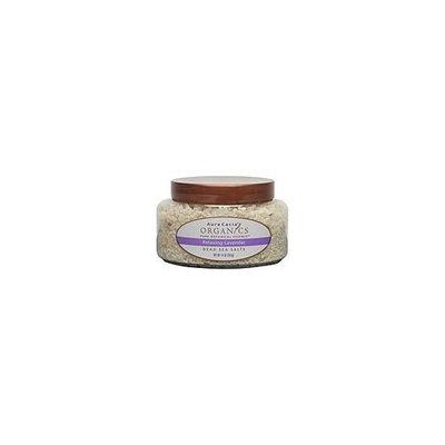 Aura Cacia Dead Sea Salts Organic Lavender 14oz